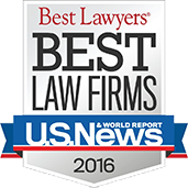 Best Law Firms - 2016